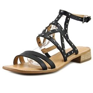 Franco Sarto Alyssa Gladiator Studded Sandals